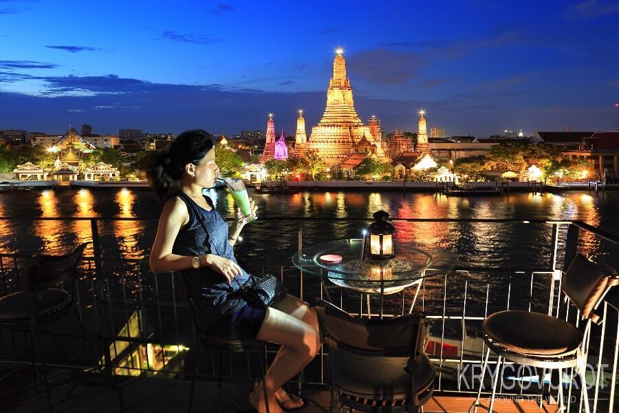 Ужин в Бангкоке с Круговорот путешествий