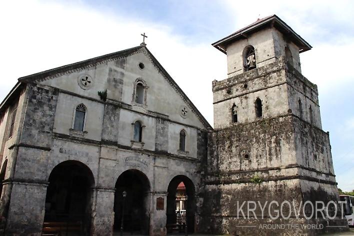 Церковь Баклайона