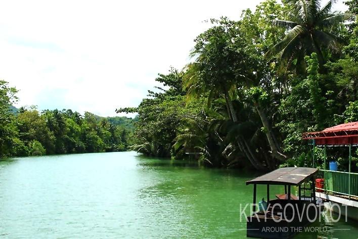 Природа острова Бохол