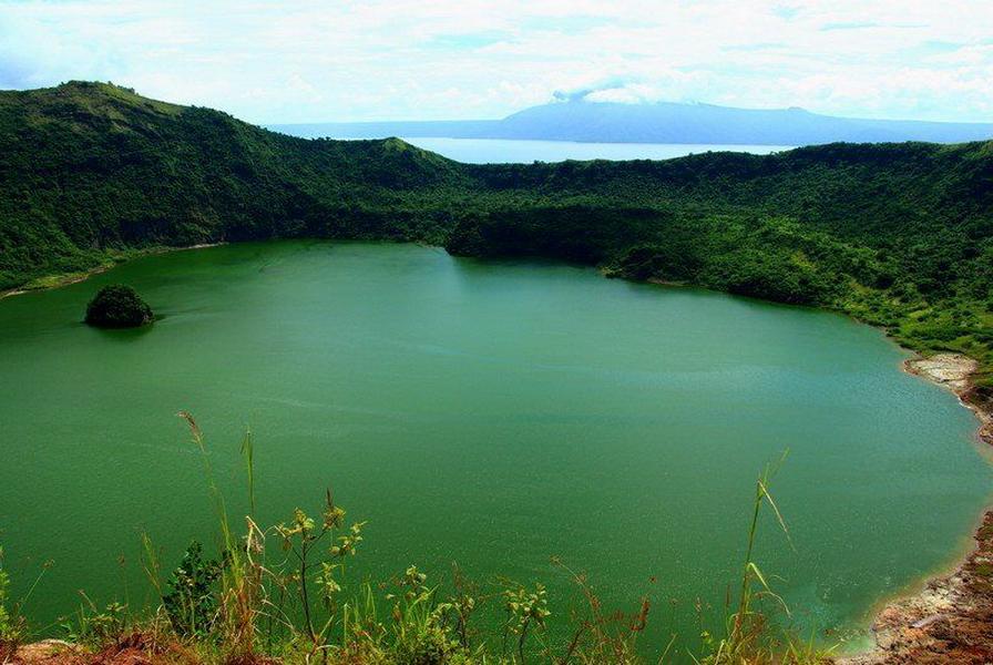 Красивое фото озера