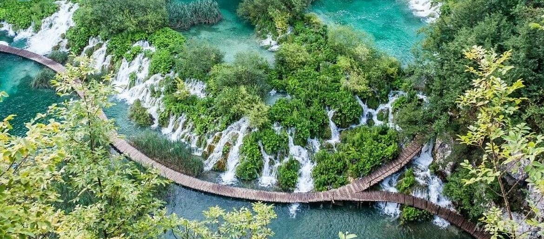 Достопримечательности природы Хорватии
