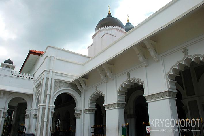 Виды мечети