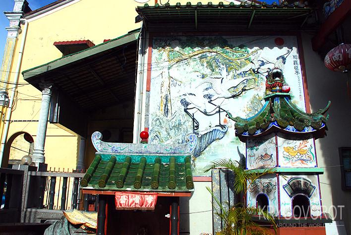 На улицах China town